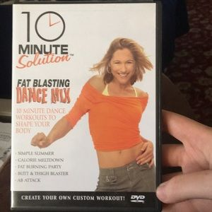 Other - 10 Minute Solution Fat Blasting Dance Mix